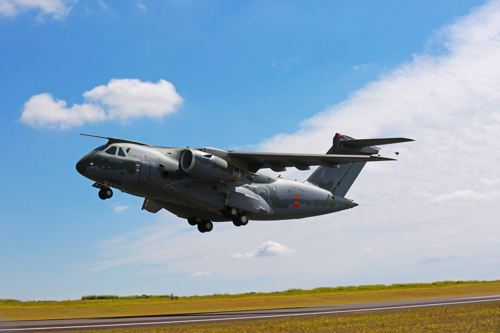 KC-390 PT-ZNJ