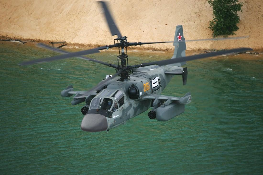 Ka-52K Katran