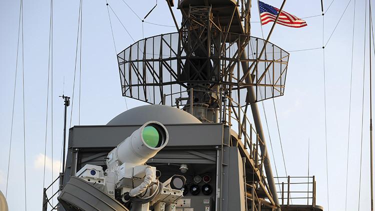 Laser US Navy
