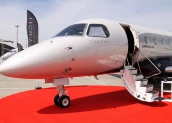 Embraer Legacy 500 - Foto: David Osborn