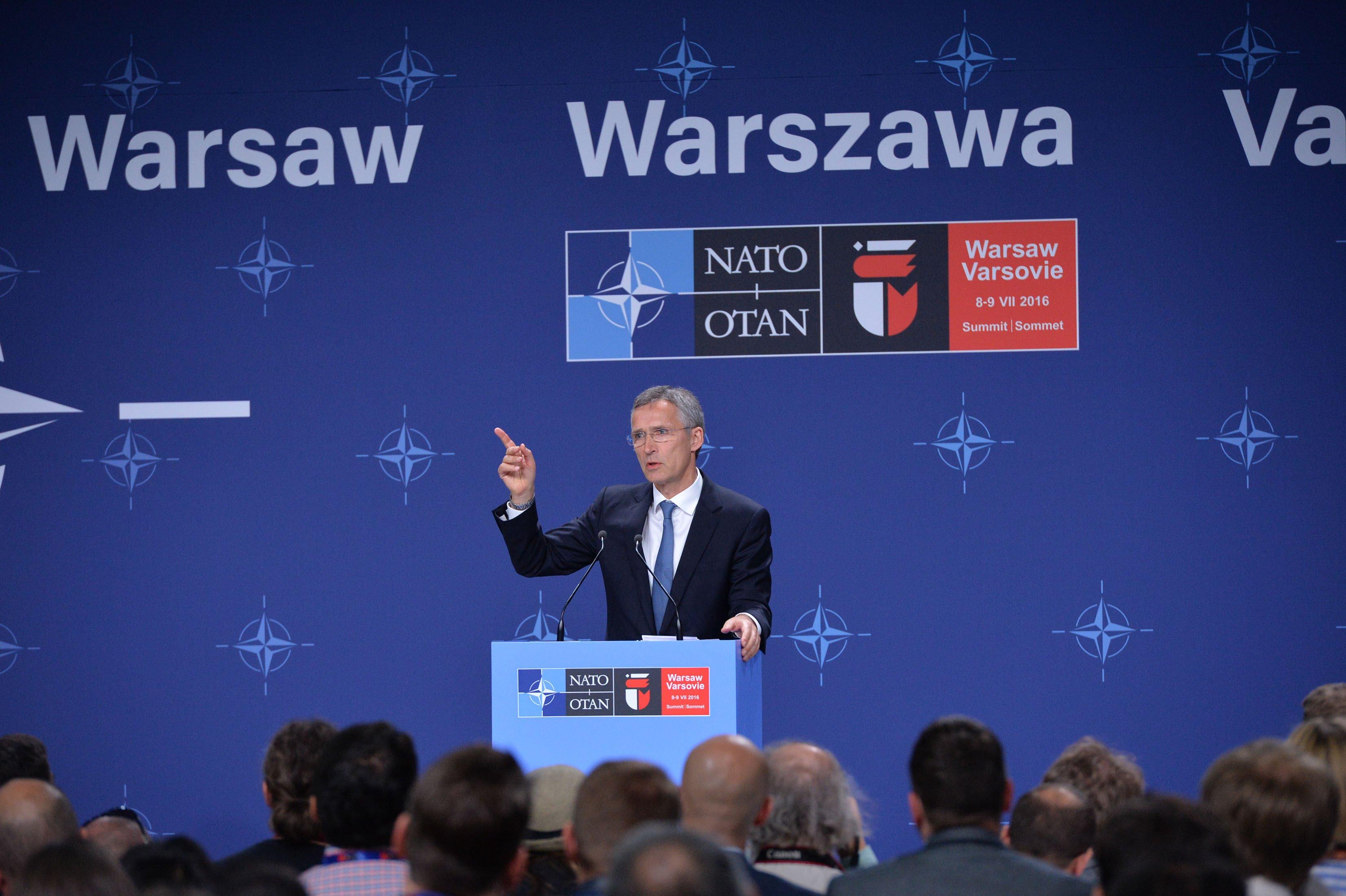 NATO Warsaw