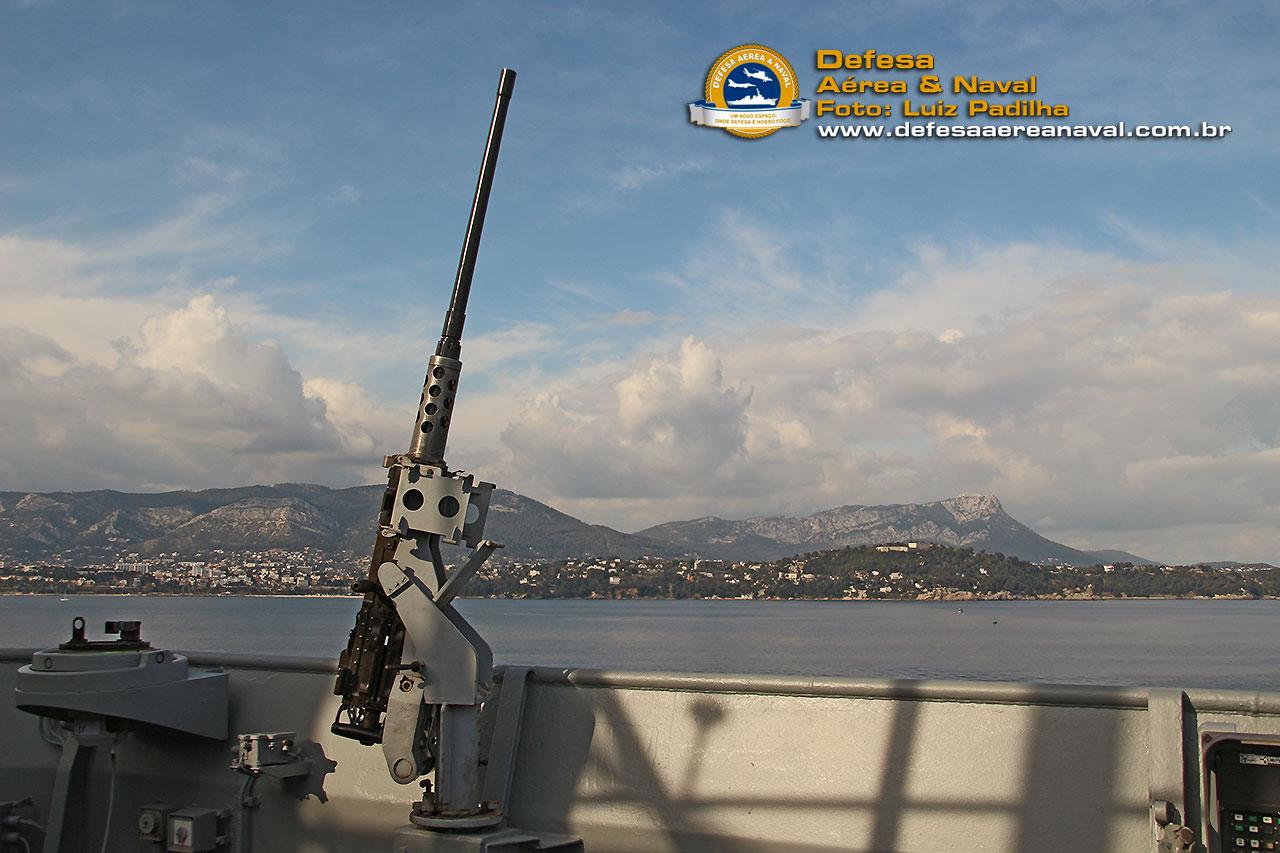 NDM Bahia - Metralhadora 12,7mm