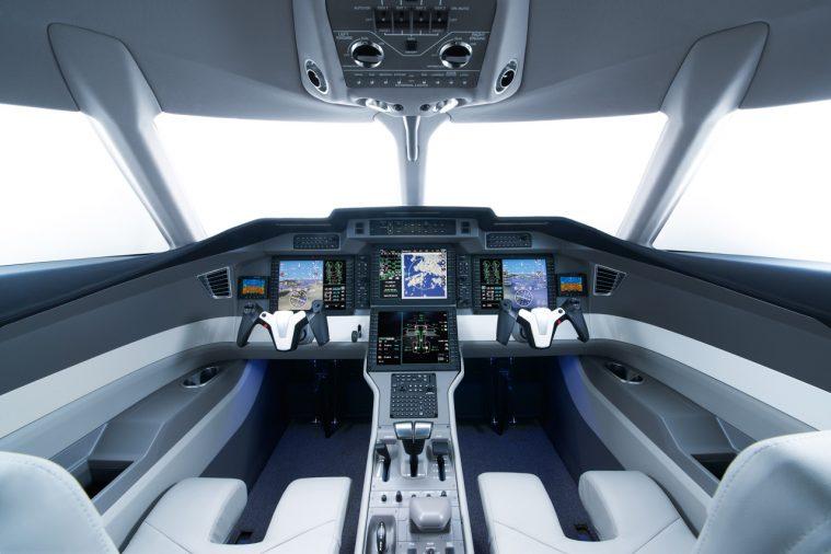 PilatusPC-24-Cockpit-01 Pilatus Divulgação