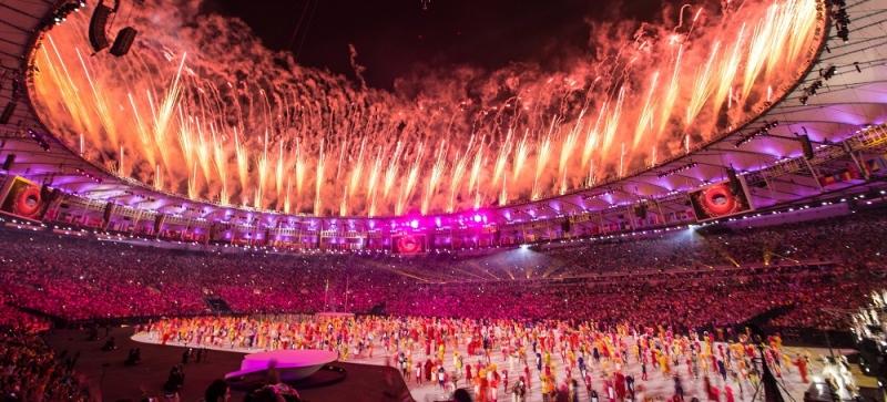 Rio 2016 abertura