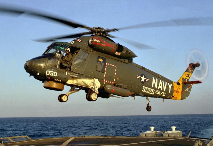 Seasprite SH-2F