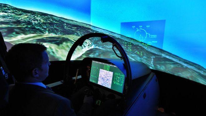 piloto virtual