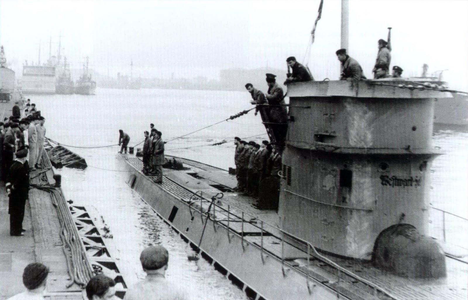u boat